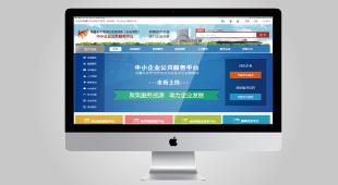 中小企业公共服务平台